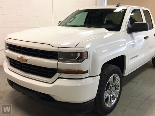2018 Silverado 1500 Double Cab 4x4, Pickup #B18100494 - photo 1