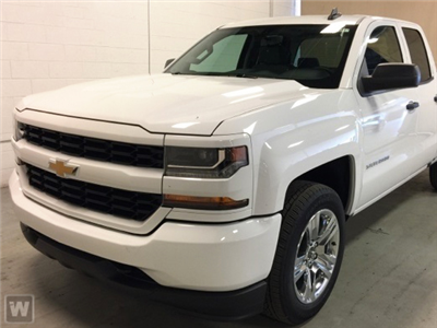 2018 Silverado 1500 Double Cab 4x4,  Pickup #H81001 - photo 1