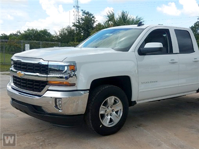 2018 Silverado 1500 Double Cab 4x4, Pickup #B18100470 - photo 1