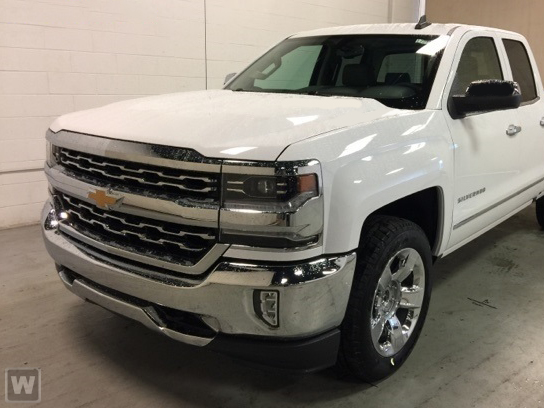 2018 Silverado 1500 Double Cab 4x4, Pickup #18C1379 - photo 1