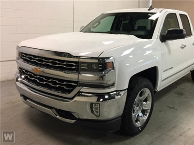 2018 Silverado 1500 Double Cab 4x4,  Pickup #3T81022 - photo 1
