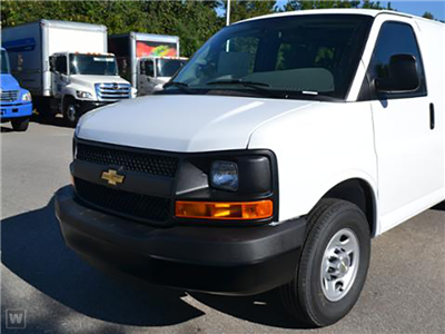 2018 Chevrolet Express 2500 4x2, Empty Cargo Van #TR71211 - photo 1