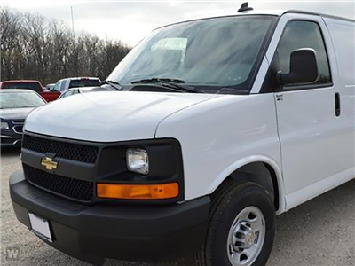 2018 Express 3500, Cargo Van #T5670 - photo 1