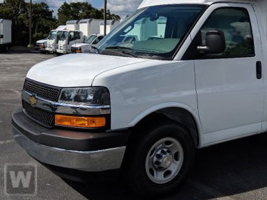 2019 Chevrolet Express 3500 4x2, Reading Service Utility Van #F7467 - photo 1