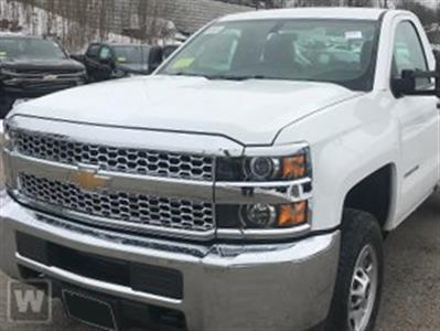 2019 Silverado 2500 Regular Cab 4x4,  Pickup #19C852 - photo 1
