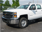 2019 Silverado 2500 Crew Cab 4x2,  Reading Service Body #MI4623 - photo 1