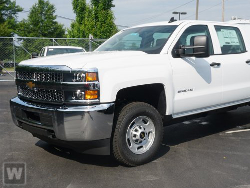 2019 Silverado 2500 Crew Cab 4x4,  Pickup #90333 - photo 1