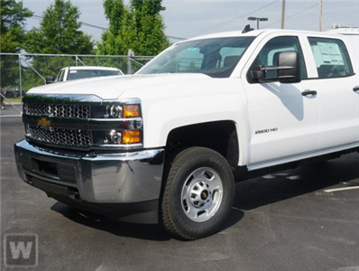 2019 Silverado 2500 Crew Cab 4x4,  Pickup #D108169 - photo 1