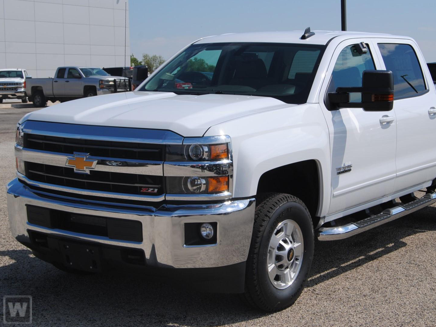 2019 Silverado 2500 Crew Cab 4x4,  Pickup #B19100277 - photo 1