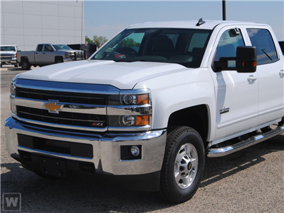 2019 Silverado 2500 Crew Cab 4x4,  Pickup #19T0075 - photo 1