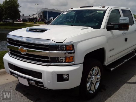 2019 Silverado 2500 Crew Cab 4x4,  Pickup #9C06933 - photo 1