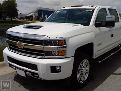 2019 Silverado 2500 Crew Cab 4x4,  Pickup #SH90331 - photo 1