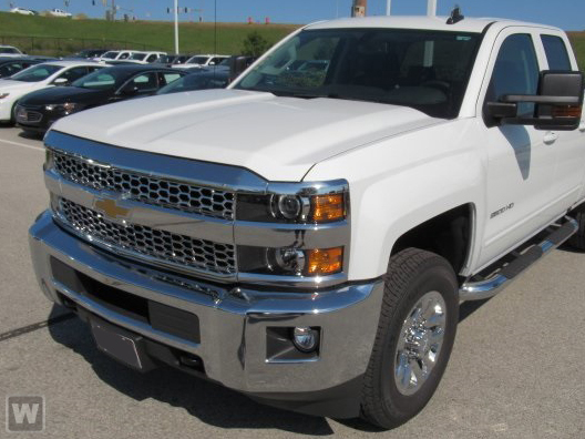 2019 Chevrolet Silverado 2500 Double Cab RWD, CM Truck Beds Hauler Body #8080 - photo 1