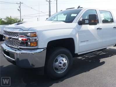 2019 Silverado 3500 Crew Cab 4x4,  Pickup #D191095 - photo 1