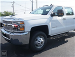 2019 Silverado 3500 Crew Cab DRW 4x4,  Action Fabrication Contractor Body #NC9733 - photo 1