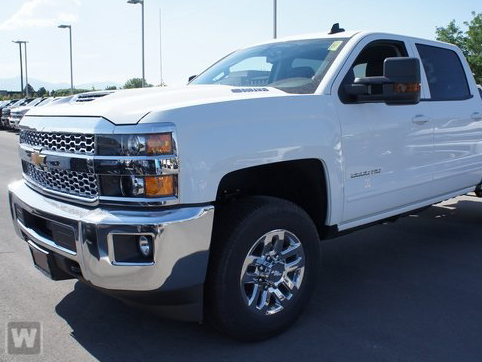 2019 Silverado 3500 Crew Cab 4x4,  Pickup #11458 - photo 1