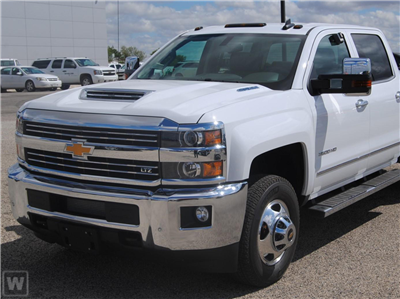 2019 Silverado 3500 Crew Cab 4x4,  Pickup #55080 - photo 1