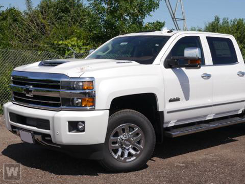 2019 Silverado 3500 Crew Cab 4x4,  Pickup #F9020 - photo 1