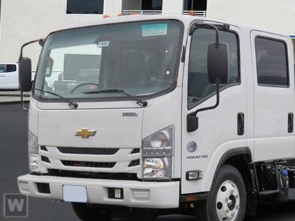 2019 LCF 4500HD Crew Cab 4x2,  Cab Chassis #F1190504 - photo 1