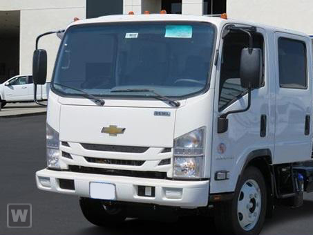 2019 LCF 5500HD Crew Cab 4x2,  Cab Chassis #M1990001 - photo 1