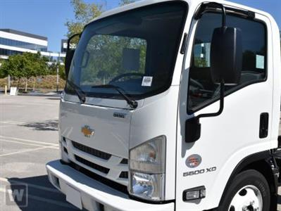 2019 Chevrolet LCF 5500XD Regular Cab DRW 4x2, 20' Morgan Gold Star Reefer with Liftgate, Carrier Supra 760 Reefer with Electric Standby #K00078 - photo 1