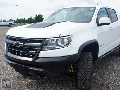 2019 Colorado Crew Cab 4x4,  Pickup #C1166 - photo 1
