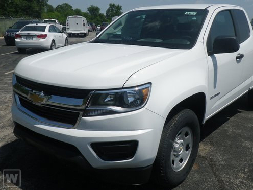 New 2019 Chevrolet Colorado Extended Cab Pickup For Sale In