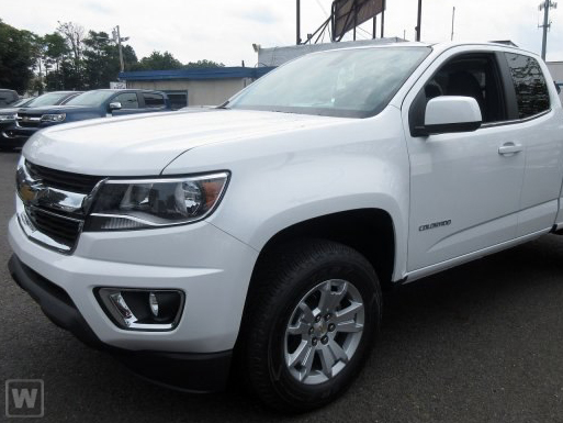 2019 Colorado Extended Cab 4x2,  Pickup #191340 - photo 1