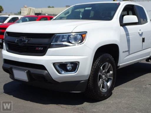 2019 Colorado Extended Cab 4x4,  Pickup #K1107902 - photo 1