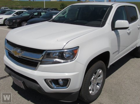 2019 Colorado Crew Cab 4x4,  Pickup #RH90676 - photo 1