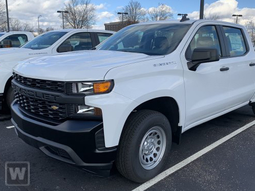 2019 Silverado 1500 Crew Cab 4x2,  Pickup #F1190865 - photo 1