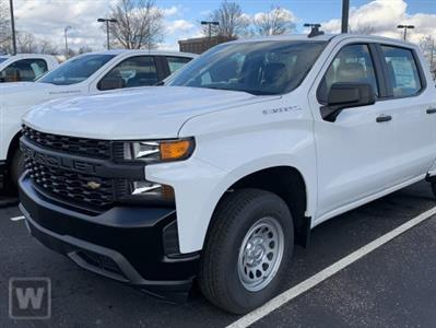 2019 Silverado 1500 Crew Cab 4x2,  Pickup #KG296356 - photo 1