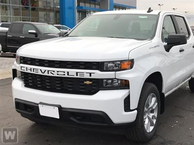 2019 Silverado 1500 Crew Cab 4x4,  Pickup #299563 - photo 1