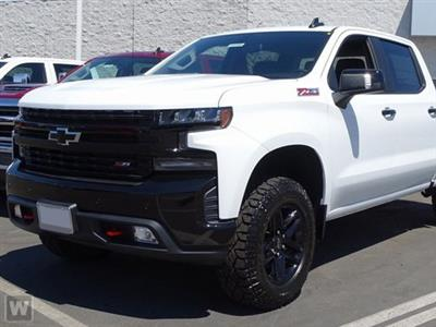 2019 Silverado 1500 Crew Cab 4x4,  Pickup #D191218 - photo 1