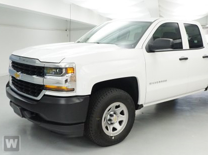 2019 Silverado 1500 Double Cab 4x2, Pickup #CD313 - photo 1