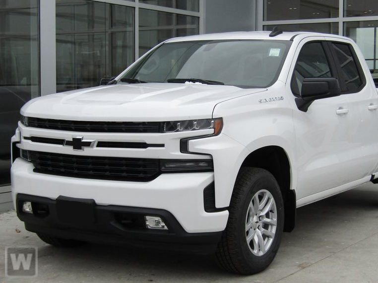 2019 Silverado 1500 Double Cab 4x2,  Pickup #T318590 - photo 1
