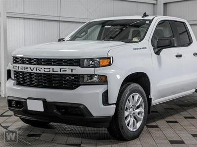 2019 Silverado 1500 Double Cab 4x4,  Pickup #19C602 - photo 1