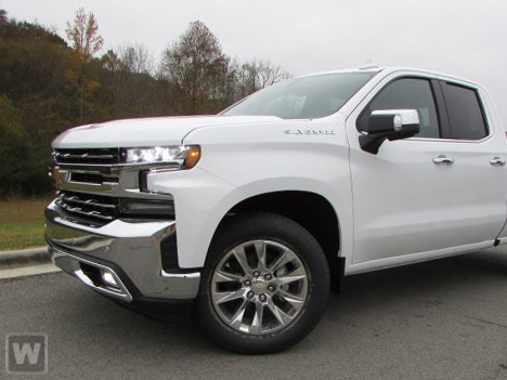 2019 Silverado 1500 Double Cab 4x4,  Pickup #19C478 - photo 1