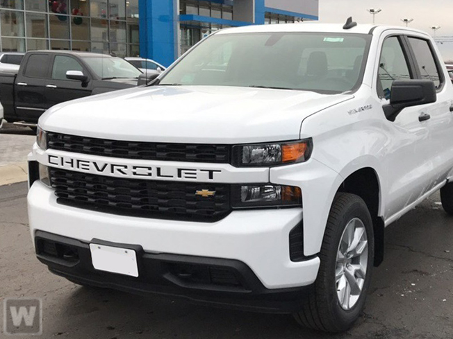 2019 Silverado 1500 Crew Cab 4x4,  Pickup #D191374 - photo 1