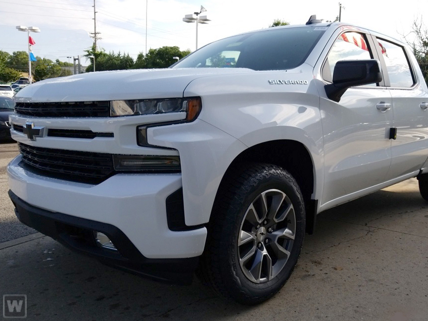 2019 Silverado 1500 Crew Cab 4x4,  Pickup #B19100350 - photo 1