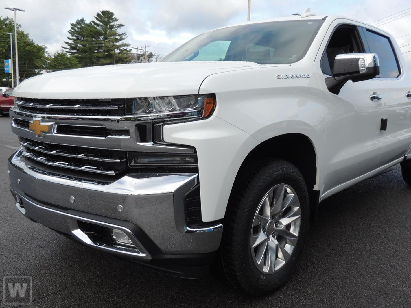 2019 Silverado 1500 Crew Cab 4x4,  Pickup #D191354 - photo 1