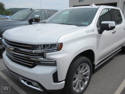 2019 Silverado 1500 Crew Cab 4x4,  Pickup #91081 - photo 1