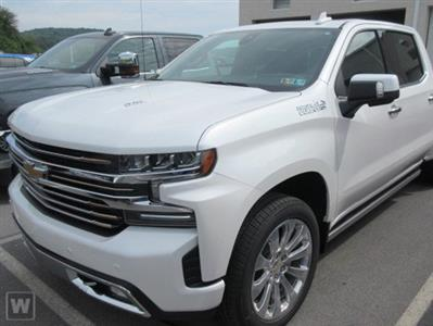 2019 Silverado 1500 Crew Cab 4x4,  Pickup #KZ171766 - photo 1