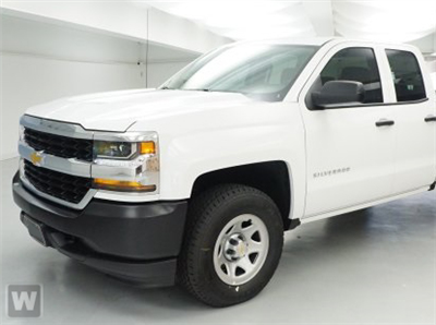 2019 Silverado 1500 Double Cab 4x4,  Pickup #19K2F - photo 1