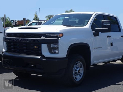 2020 Chevrolet Silverado 2500 Crew Cab 4x2, Knapheide Steel Service Body #20-7167 - photo 1