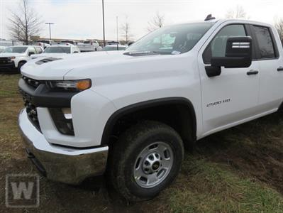 2020 Silverado 2500 Double Cab 4x2, Knapheide Steel Service Body #FK6642 - photo 1