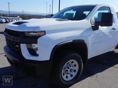 2020 Chevrolet Silverado 3500 Regular Cab DRW RWD, Cab Chassis #CN04535 - photo 1