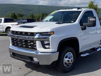 2020 Chevrolet Silverado 3500 Regular Cab DRW 4x4, CM Truck Beds Platform Body #F42954 - photo 1