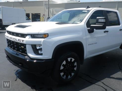 2020 Silverado 2500 Crew Cab 4x4,  Pickup #LF139507 - photo 1