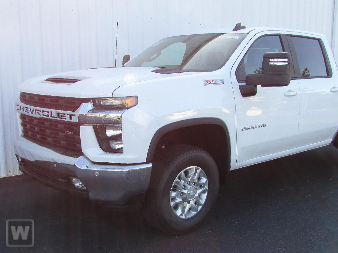 2020 Chevrolet Silverado 2500 Crew Cab 4x4, Pickup #L10200 - photo 1